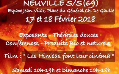 Salon des z'arts zen du 17 au 18 février 2018 à Neuville sur Saône (69)