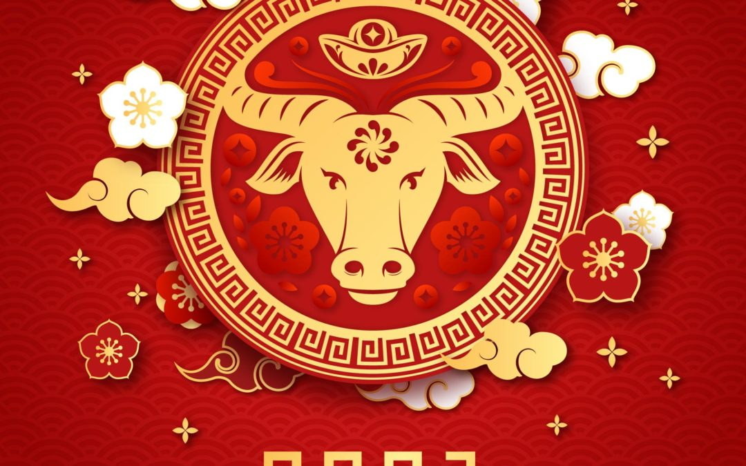 Nouvel an chinois 2021 – Année du buffle de métal – Travail et intégrité